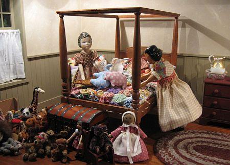 So many, many toys!