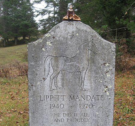 Lippitt Mandate Memorial